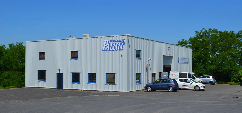 Bureaux de l'entreprise Transports PALLUT